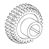 56417DA New 3rd & 4th Drive Gear Fits Case-IH Harvester Tractor Mo.