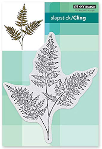 Penny Black 40-722 Fresh Fern Cling Stamp