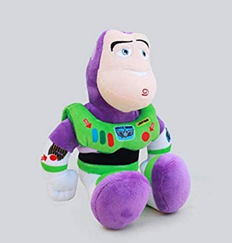 Toy Story Woody & Buzz Lightyear pluche pop knuffels voor kinderen kinderen verjaardag 25 cm