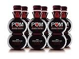 POM Wonderful, 100% Pomegranate Juice, 16 Fl Oz Bottle (Pack of 6)
