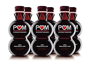 ANTIOXIDANT SUPERPOWER : Every pure, delightful sip of POM Wonderful unleashes the power of antioxidants which help combat unstable molecules—called free radicals—that can cause damage to your body over time 100% POMEGRANATE JUICE: Each 16 fl oz bott...