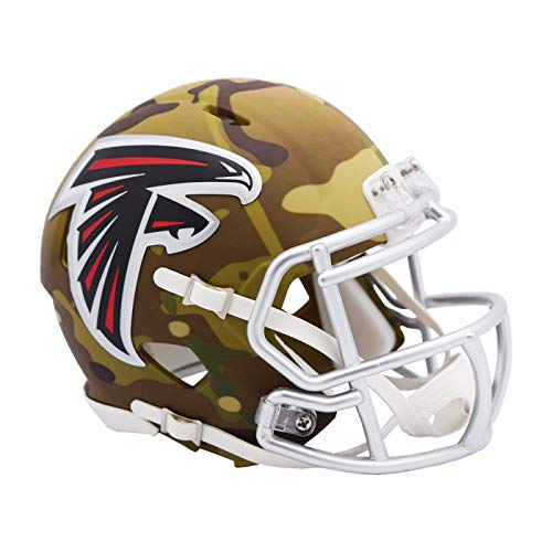 Riddell Mini Football NFL Helm Multicam Atlanta Falcons