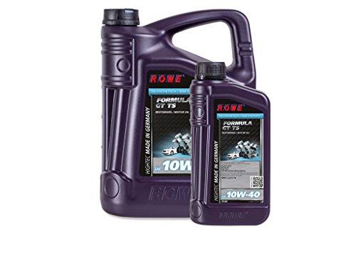 6 (5+1) Liter ROWE HIGHTEC FORMULA GT SAE 10W-40 TS