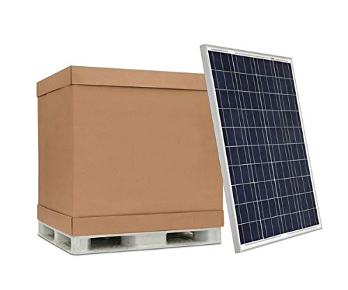 Panel solar 270w 30 unidades pallet completo precios profecional