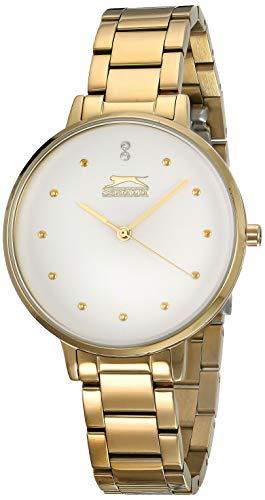 Reloj de Moda Color Dorado para señora Slazenger SL.09.6062.3.03