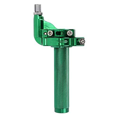 Mxzzand Empuñaduras de empuñadura Práctica empuñadura giratoria del Acelerador Manillar Superior para...