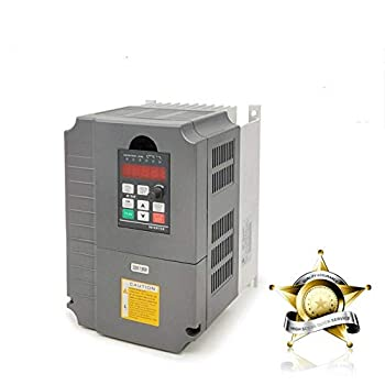 Vector Control CNC VFD Variable Frequency Drive Controller Inverter Converter 220V 7.5KW 10HP for Motor Speed Control HUANYANG GT-Series  220V 7.5KW