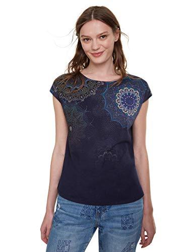 Desigual T-Shirt Mara Camiseta para Mujer