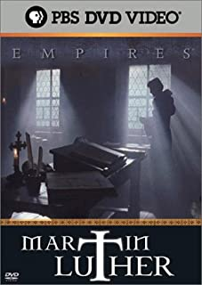 Empires: Martin Luther [DVD]