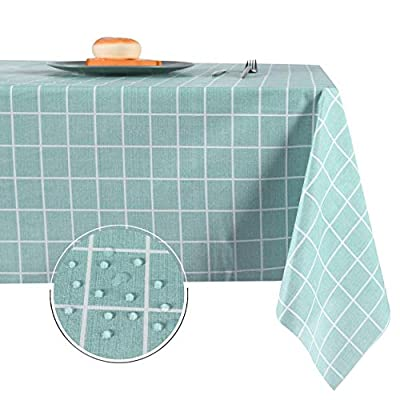 Obstal 100% Waterproof PVC Table Cloth
