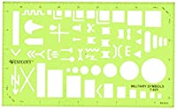 Westcott Technical Drawing Template (T-825)