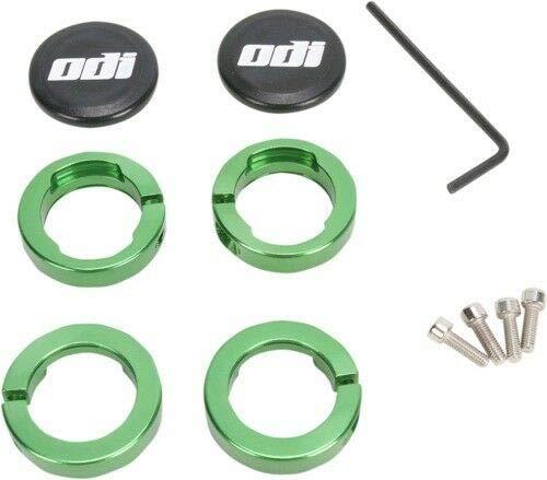 ODI(オーディーアイ) ロックジョー 交換用クランプ グリーン