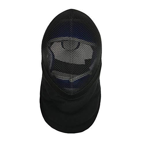 Llw 350Nw Fechtmaske, hochfeste Stahlschale, herausnehmbares waschbares Futter, Komfort leicht zu reinigen, Fechtausrüstung, Ce-Zulassung, Fechtschutzausrüstung