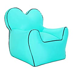 The inflatable lazy sofa is easy to unpack/ repack,When you don't need to use it, you just need to deflate him and pack it away in to the convenient carry bag for lightweight and hassle-free transportation. Enjoy your life: So take your blow-up sofa ...