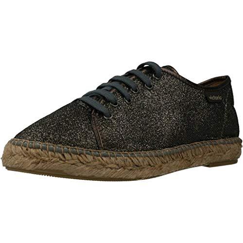 Victoria Zapatos Mujer 1085100V para Mujer Gris 36 EU