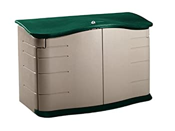 Rubbermaid 4 7-by-36-by-28-Inch Storage Shed #3748