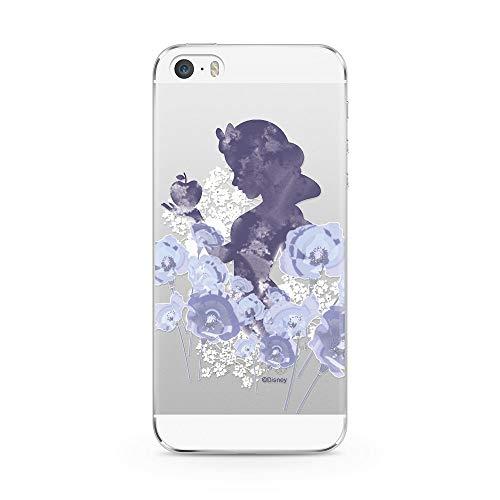 Ert Group DPCSNOWWH947 Cubierta del Teléfono Móvil Disney Snowhite para iPhone 5/5S/SE