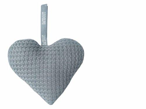Bamboom 104-900-038 hart soft stone decoratief kussen grijs