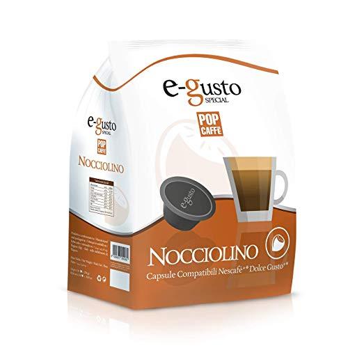 E-Gusto Nocciolino - Sabor café con avellana