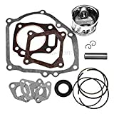 yonghong Rebuild Kit with Piston Ring and Gasket Compatible with Honda GX160 GX200 5.5 HP Engine
