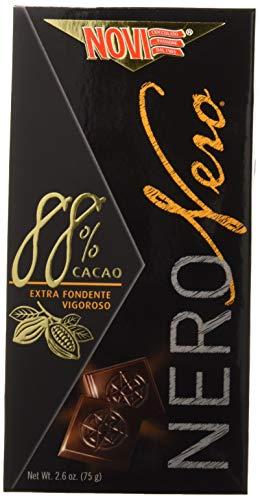 Novi Nero Cioccolato Nero Cacao 88%, 75g