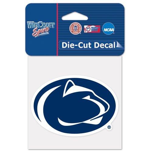 Penn State University Die Cut Decal 4x4
