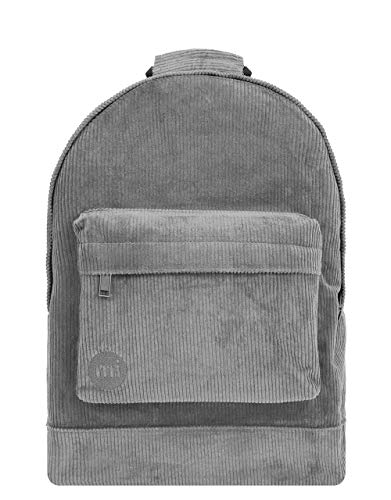 Mi-Pac Mi-Pac Corduroy - Grey Backpack Rucksack 41 Centimeters 17 Grau (Grey)