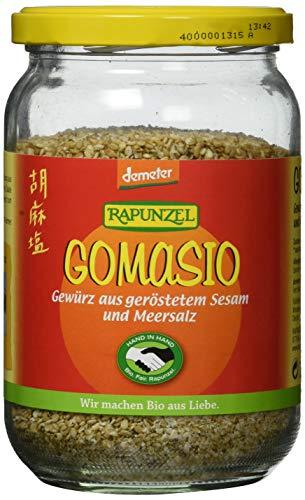 Rapunzel Gomasio, Sesam und Meersalz HIH, 1er Pack (1 x 250 g) - Bio