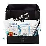 Premium Bubble Tea Kit, Jasmine & Oolong Green Tea Gift Set (Dylan Kit) Boba Kit...