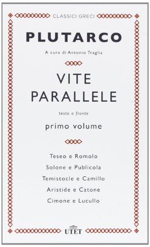 Vite parallele. Testo greco a fronte (Vol. 1)