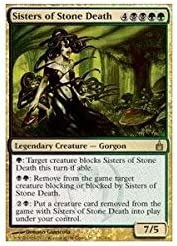 Magic Fixed price for sale The Gathering - Sisters of Max 66% OFF Stone Ravnica Death