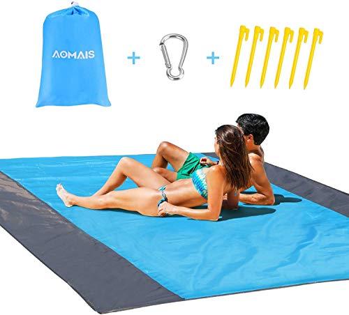 Sandfree Beach Blanket Large Size 1…