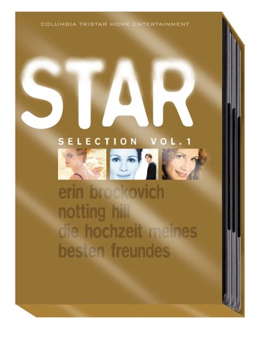 Columbia TriStar Star Selection Vol. 1 (3 DVDs)