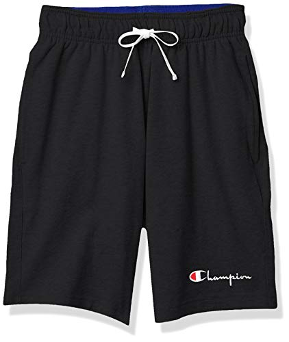 Champion LIFE Men's Jersey Short, Black, 3X Large