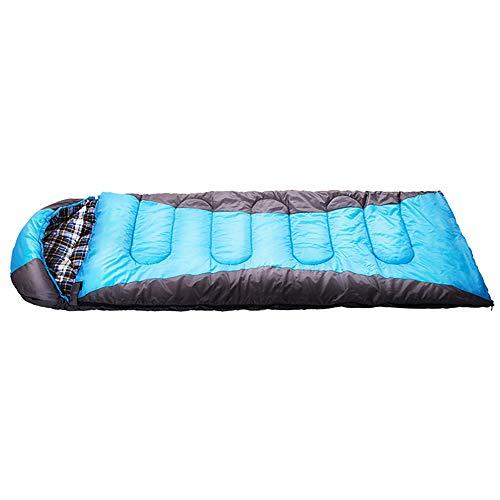 LEJZH Slaapzak, Lichtgewicht Waterdichte Gezellige Envelop, Warm Weer En Winter Uitstekende Camping Gear Apparatuur Slaapzak