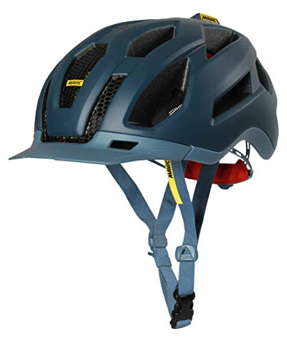 MAVIC XA Pro MTB Fahrrad Helm blau 2018: Größe: L (57-61cm)