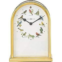 Howard Miller Songbirds of North America III Table Clock 645-405 – Musical Chimes