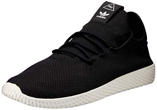 adidas Pw Tennis Hu, Men's Fitness Shoes, Black (Negbás/Blatiz 000), 10 UK (44 2/3 EU)