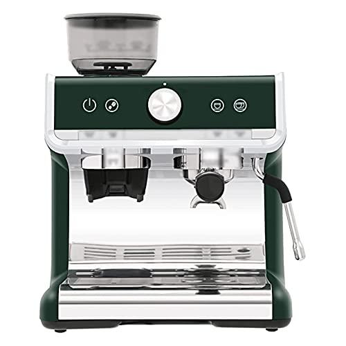 WSJTT Automatyczna maszyna do kawy,ekspres do kawy,ekspres do kawy z mlekiem frotheat do warzenia americano,cappuccino,latte,macchiato,płaskie białe,napoje espresso