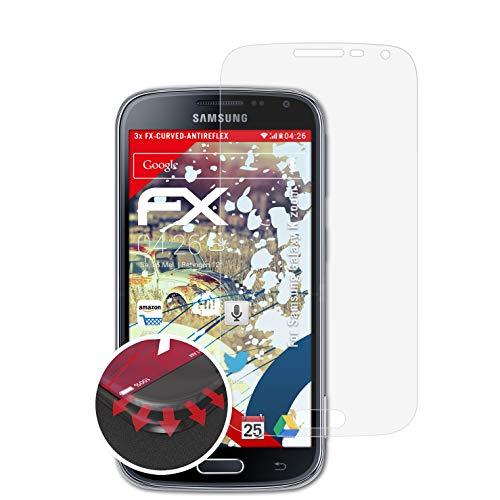 atFolix Schutzfolie kompatibel mit Samsung Galaxy K Zoom Folie, entspiegelnde & Flexible FX Bildschirmschutzfolie (3X)