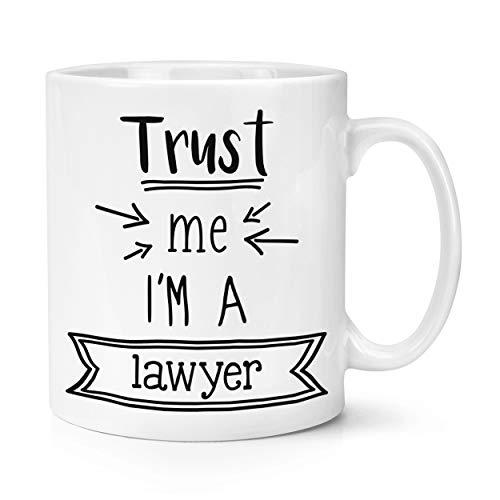 Trust Me I'M A Rechtsanwalt 283g Becher Tasse