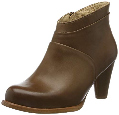 Neosens Damen S961 Restored Skin Beba Kurzschaft Stiefel, Braun (Cuero Cuero), 39 EU