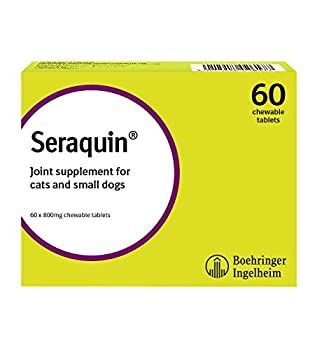 Seraquin Tablets 800mg for Cats and Small Dogs