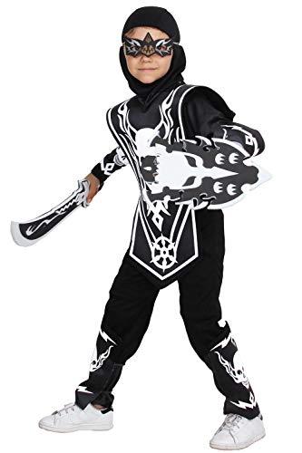 Pegasus pak kostuum carnaval Bimbo - Ninja Star - Maat 5/6 jaar - 99 cm
