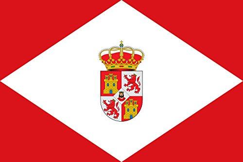 magFlags Bandera Large Villadiego, Burgos, España   Bandera Paisaje   1.35m²   90x150cm