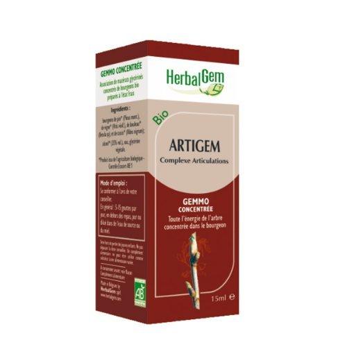 Artigem Bio - 15 ml - Herbalgem by Herbalgem