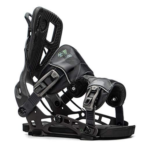 Flow NX2 CX Fusion Snowboardbindung 2020 - Graphite Gr. L