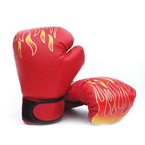 Moligh doll Gants de Boxe pour Enfants Karaté UFC Guantes Boxeo Boxe équipement de Boxe à La...