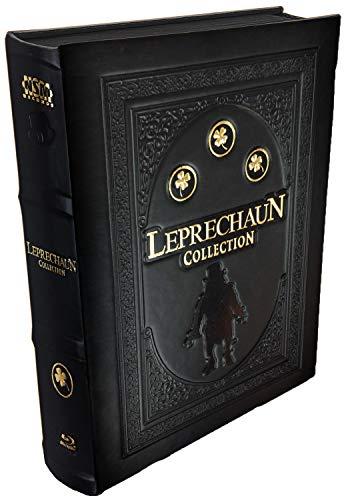 Leprechaun Collection [5 Blu-ray] - uncut - auf 500 Stück limitiertes Mediabook im Leatherbook