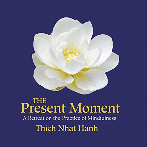 The Present Moment audiobook cover art